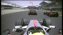 Link öffnet eine Lightbox. Video Hamilton verliert 2007 den Titel in letzter Sekunde an Räikkönen abspielen