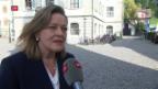 Video «Die Zentralschweiz drängt in den Bundesrat» abspielen