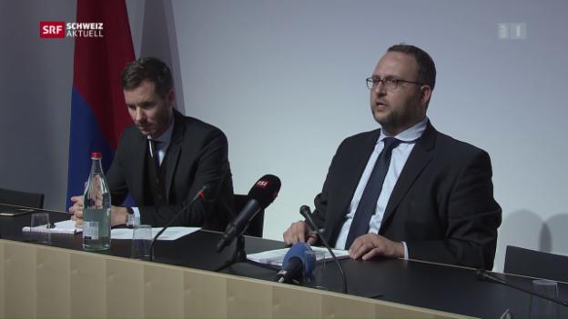 Video «Schweiz aktuell vom 08.02.2017» abspielen