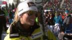 Video «Interview mit Lara Gut» abspielen
