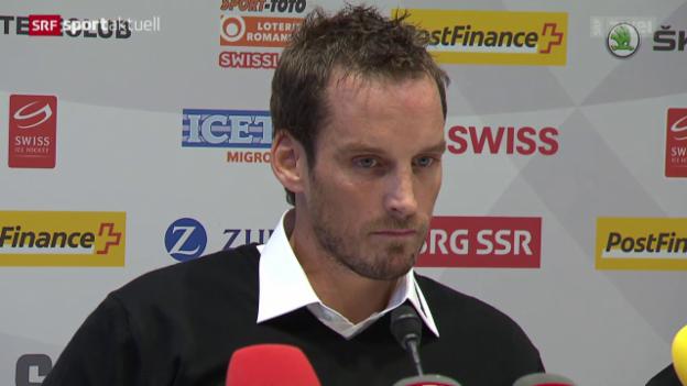 Video «Eishockey: Die neuen Nati-Trainer» abspielen