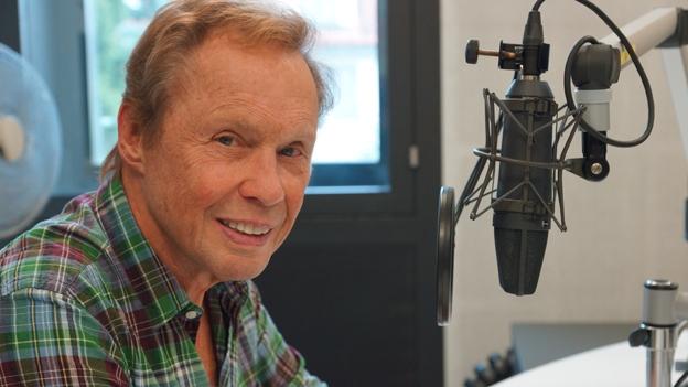 Peter Kraus zu Gast bei Jörg Stoller