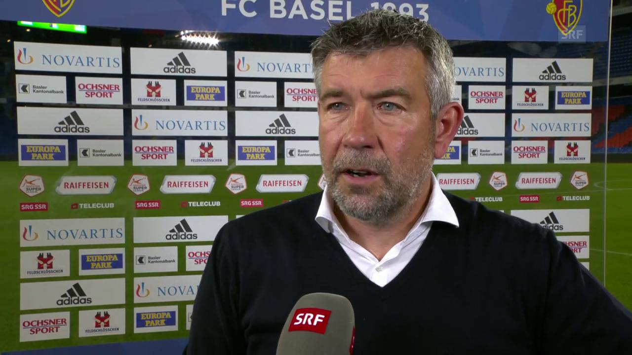 Fischer: «Cupfinal wird ein ganz anderes Spiel»