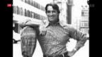 Video «Arnold Schwarzeneggers andere Seite» abspielen