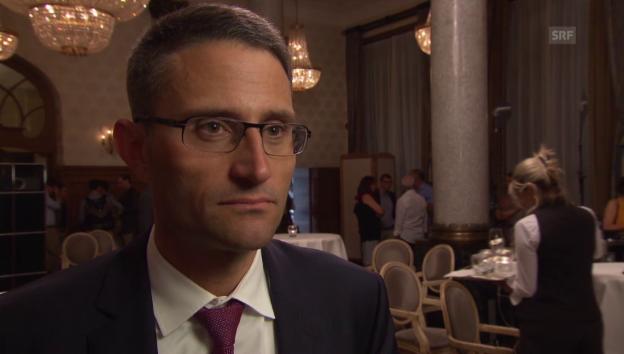 Video «Gesundheitsdirektor Lukas Engelberger» abspielen