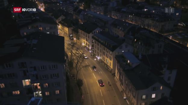 Video «Die Luzerner «Rue de Blamage»» abspielen