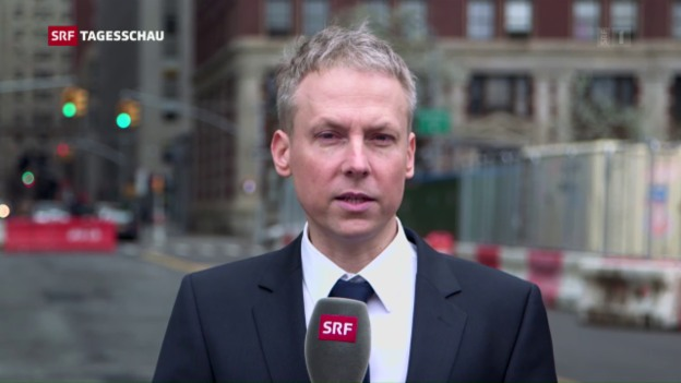 Video «Bilanz zum Nuklear-Gipfel von Thomas von Grünigen» abspielen