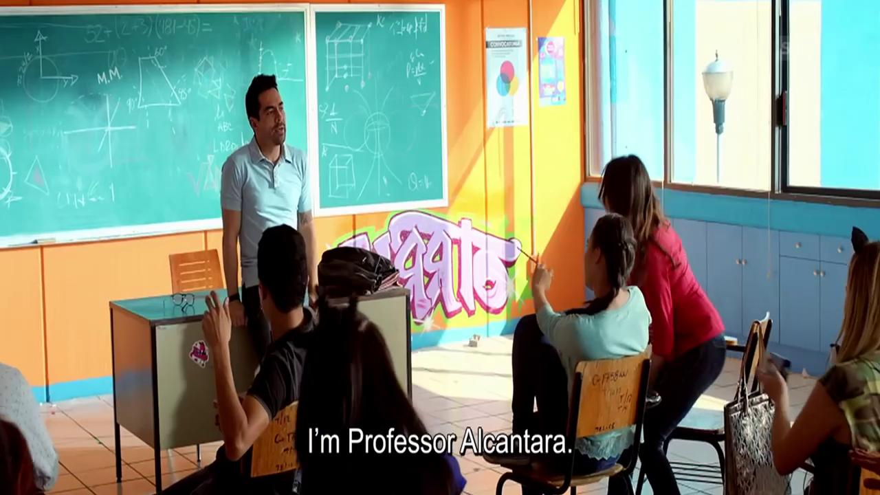 Trailer «No Manches Frida»