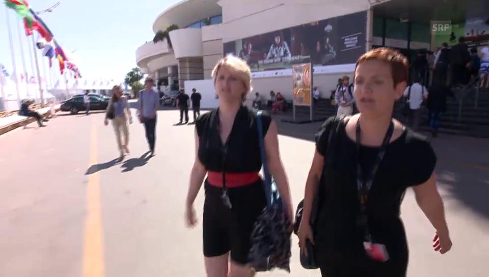 Schweizerinnen zeigen ihre Filme in Cannes