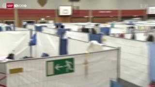 Video «FOKUS: Flüchtlinge machen den Deutschen Sorgen» abspielen