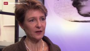 Video «Bundesrat gegen Durchsetzungs-Initiative» abspielen