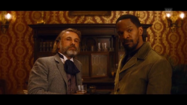 Video «Trailer «Django Unchained»» abspielen