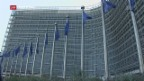 Video «EU erzürnt über US-Sanktionen gegen Russland» abspielen