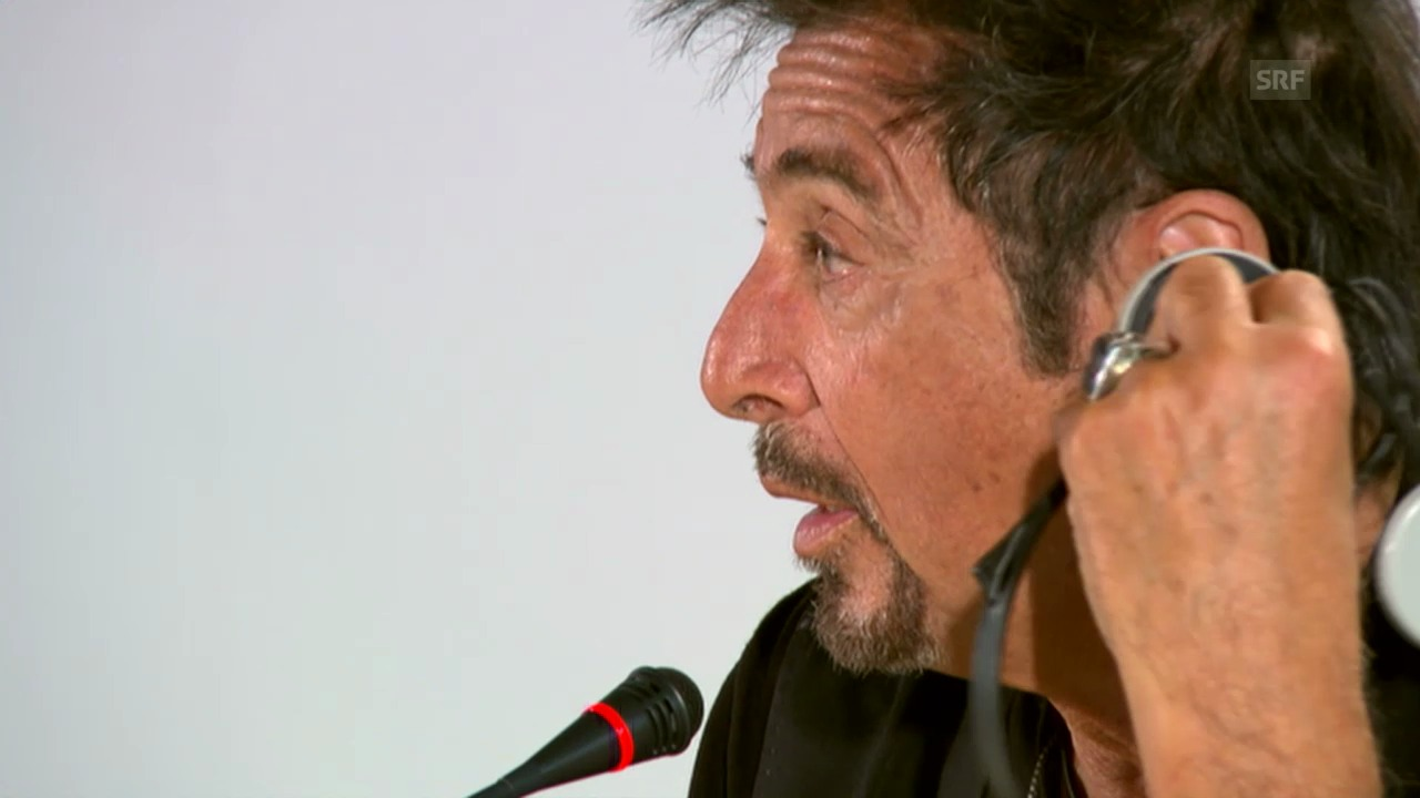 Al Pacino brilliert in «The Humbling»