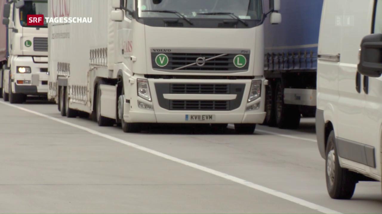Rekordhohe Busse für Lastwagen-Hersteller