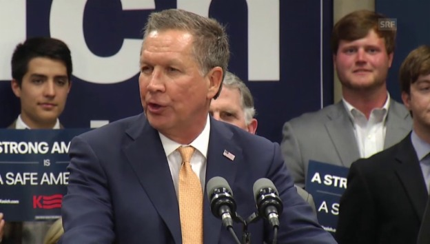 Video «Kasich will Trump besiegen» abspielen