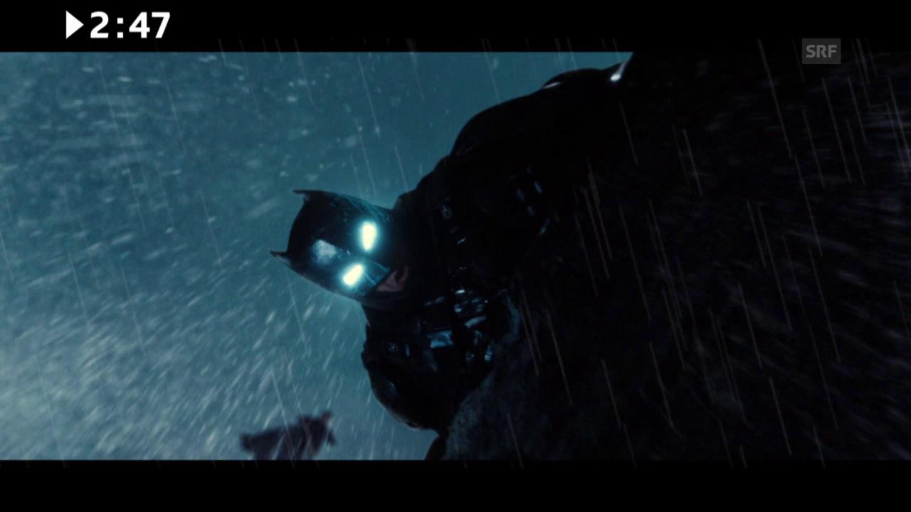 Im Kino: «Batman v Superman: Dawn of Justice»