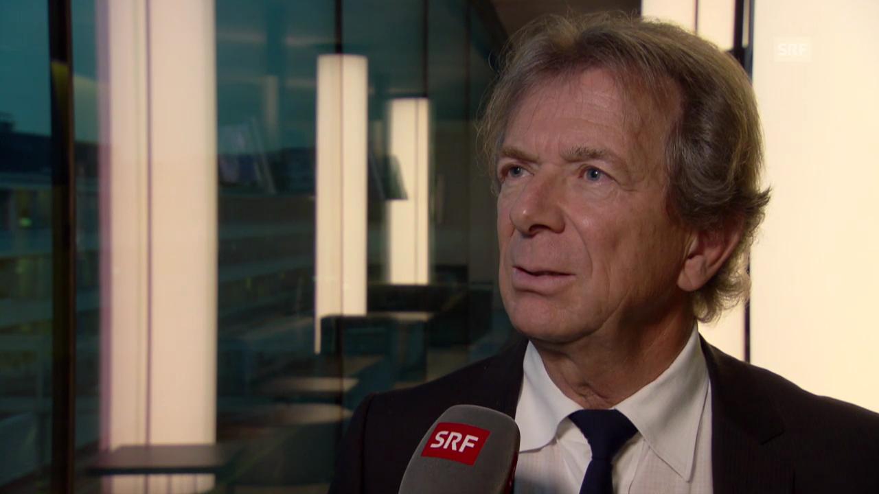Fussball: WM-Vergabe, FIFA-Ethikkommission, Interview Guido Tognoni