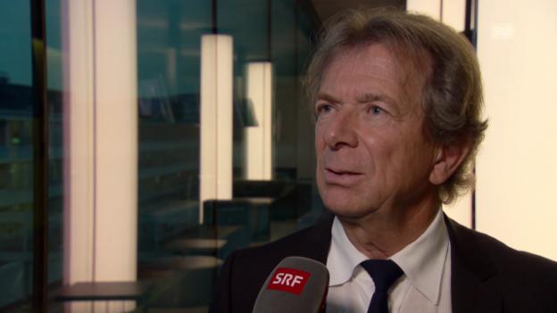 Video «Fussball: WM-Vergabe, FIFA-Ethikkommission, Interview Guido Tognoni» abspielen