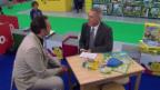 Video «Interview: Stabiler Schweizer Spielwaren-Markt» abspielen