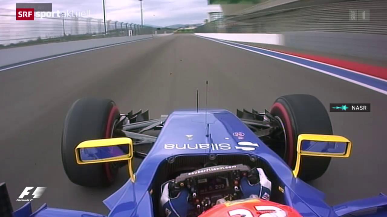Formel 1: GP Russland in Sotchi, Qualifying