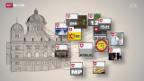 Video «3 Millionen Franken für Apps des Bundes» abspielen