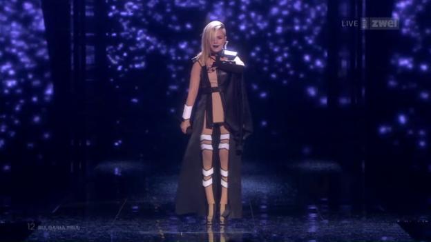 Video «#12 Bulgarien: Poli Genova mit «If Love Was A Crime»» abspielen