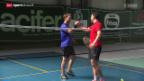 Video «Eishockey: Nino Niederreiter im Sommertraining» abspielen
