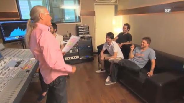 Video «Toni Vescoli: «Baustellsong»» abspielen