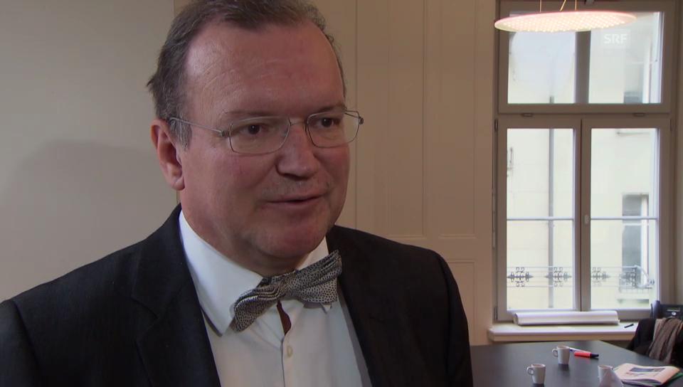 Claude Longchamps will keine Prognose abgeben