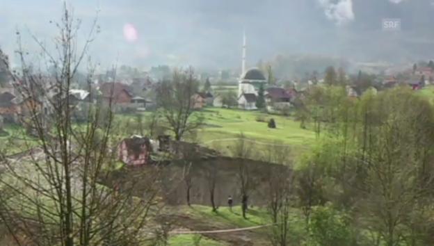 Video «Bosnien: Ein See verschwindet über Nacht» abspielen