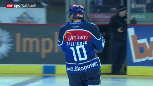 Video «Eishockey: ZSC Lions-Ambri» abspielen