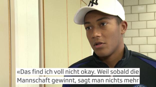 Video «Vorurteile gegenüber Zuwanderern – 17-Jährige reden Klartext» abspielen