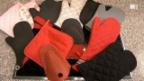Video «Diese Backhandschuhe lassen Ihre Finger kalt» abspielen
