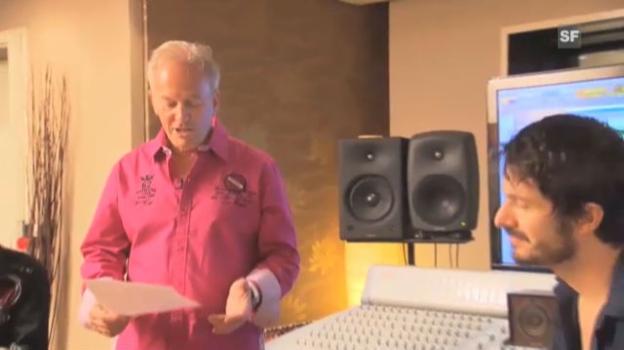 Video «Calimeros: «Mir chöme vo de Stärne» abspielen