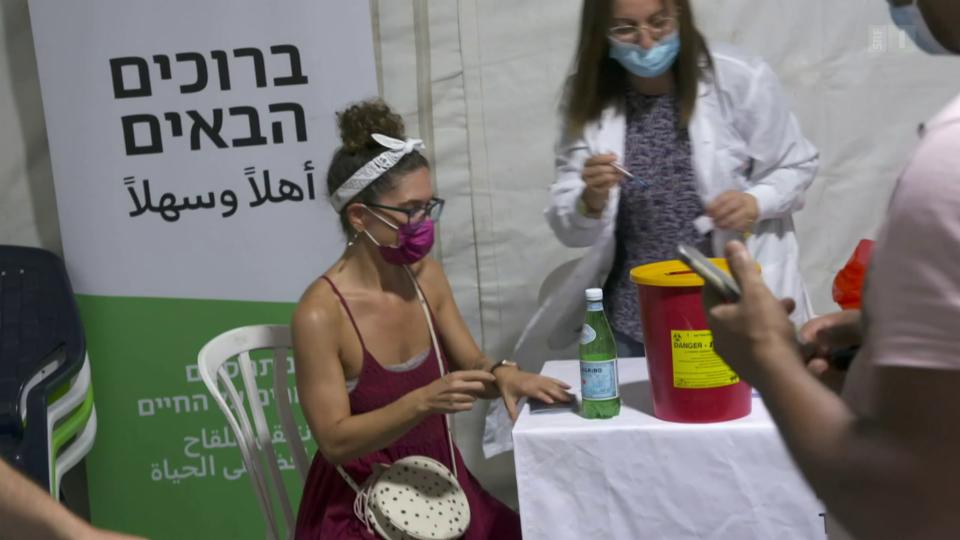 Blick nach Israel – Wie geht es den Impf-Pionieren?