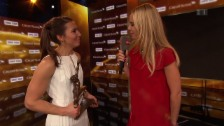 Video ««G&G Spezial» von den Credit Suisse Sports Awards» abspielen