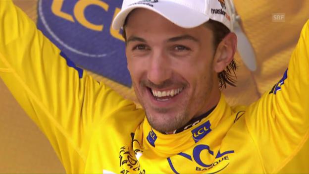 Video «Cancellara an der Tour: 29 Tage in Gelb» abspielen