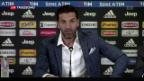 Video «Goalie-Legende Buffon hört auf» abspielen