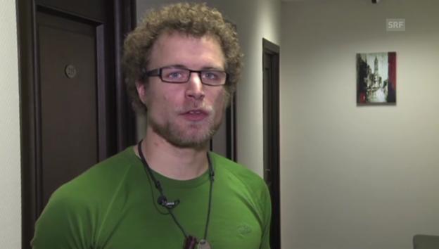 Video ««Möchte mich für die Unterstützung bedanken» – Marco Weber nach seiner Freilassung» abspielen