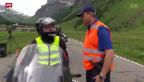 Video «Die Gefahren beim Motorradfahren» abspielen