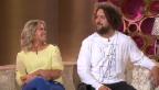 Video «Studiogäste: Sängerin Monique und Rapper Skor» abspielen