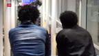 Video «Flüchtlinge: Überprüfung der Dossiers» abspielen