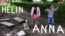 Laschar ir video «Helin ed Anna»