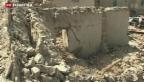 Video «Über 300 Tote nach Erdbeben in Pakistan» abspielen