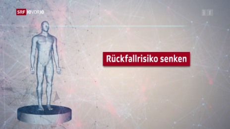 Video «Der Computer entscheidet über das Rückfallrisiko» abspielen