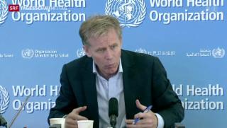 Video «WHO warnt vor Epidemie» abspielen