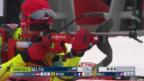Video «Biathlon: Rennen von Jakov Fak («sportlive»)» abspielen