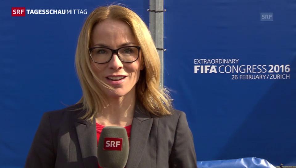 Monika Schönenberger zur Ausgangslage
