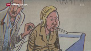 Video «Hillary muss weiter kämpfen» abspielen